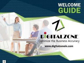 DigitalZone B2B Business Consulting Organization