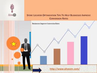 Store Locator Optimization Tips To Help Businesses Improve Conversion Rates
