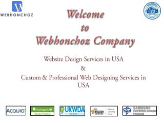 Website Design Services and Custom Web Design Services