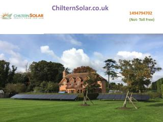 Solar Panels Installers Berkshire