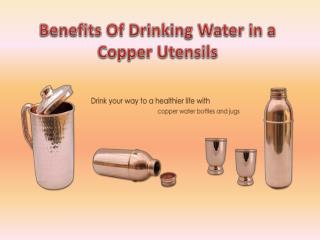 Shop for Pure Copper Utensil  at Best price