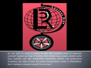 Transportation Service in Philadelphia
