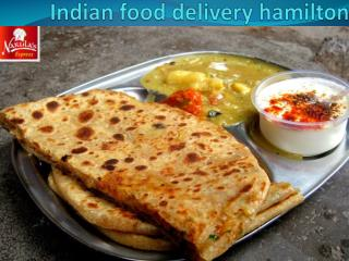 Indian food delivery hamilton