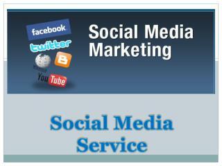 Social Media Service Provider USA