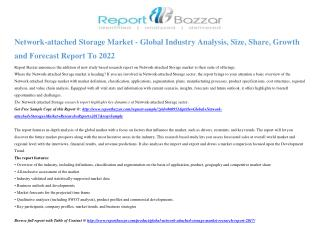 Network-attached Storage Market