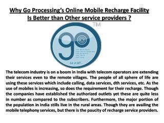 Go Processing Complaints| Go Processing Online Complaints