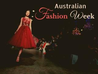Australian Fashion Week
