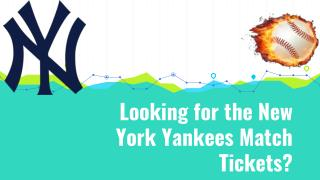 Discount Yankees Tickets