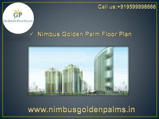 Nimbus Golden palm Studio Apartments