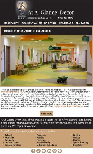 Top Interior Designers in Los Angeles