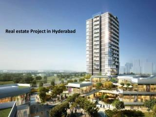 real estate project in Hyderabad