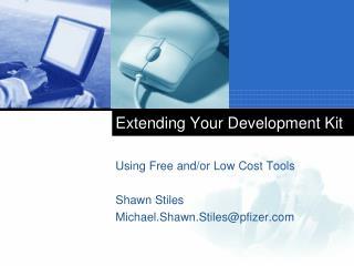 Extending Your Development Kit