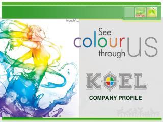 Pigment Manufacturers In India