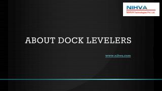 About Dock Levelers