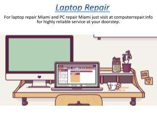 Laptop Repair - Gatewaytechitservices.com
