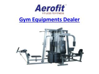 Commercial Gym Items-Aerofit