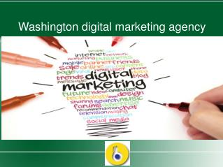 Washington digital marketing agency