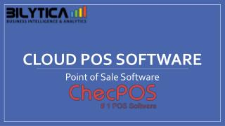 Cloud POS software best fit for your business