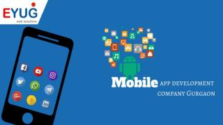 mobile app development company gurgaon