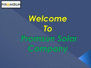 Know essential benefits of residential solar panel installation.