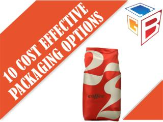 10 COST EFFECTIVE PACKAGING OPTIONS