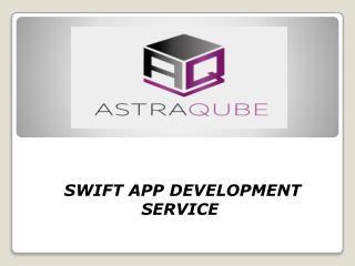Swift App Development Service