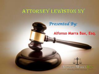 Attorney Lewiston NY