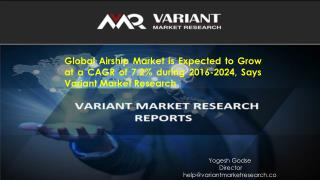 Global Airships Market Report