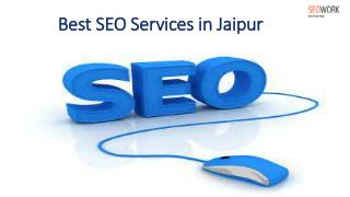 Best SEO Services in Jaipur
