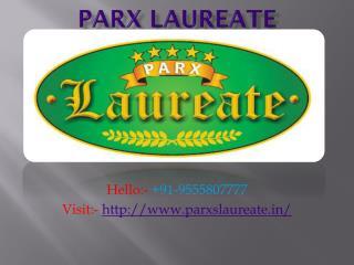 Parx Laureate Ultra-luxury Apartments