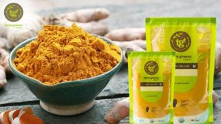 Make your own anti aging face packs with Turmeric Powder