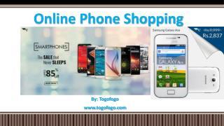 Online Phone Shopping