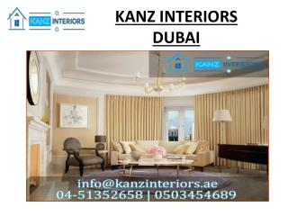 Top Quality curtains and blinds in dubai
