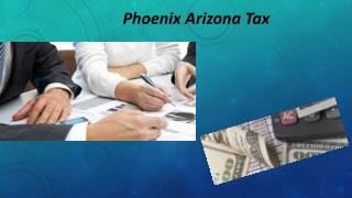 Phoenix Arizona Tax
