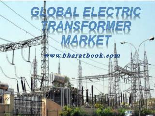 Global Electric Transformer Market