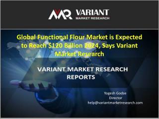 Functional Flour Market