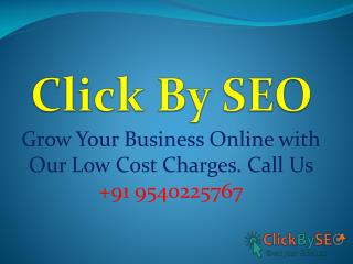 Click By SEO Digital Marketing Company in Patna