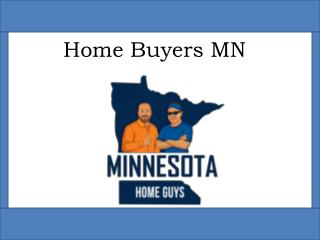 Sell my House Fast MN