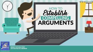 Establishing Compelling Arguments