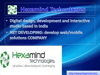 web development company in Mohali - Hexamind Technologies