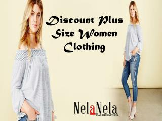 Discount Plus Size Women Clothing