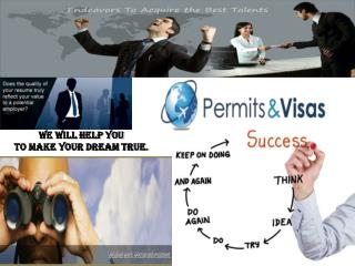 Migrate Abroad from Dubai - Permits and Visas Best Visa Consultant Company
