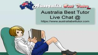 Australia Best Tutor offer to All Students