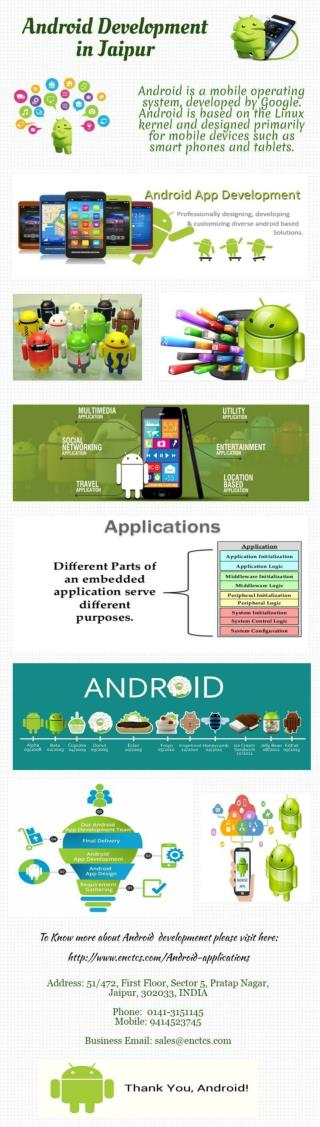 Android Development Jaipur