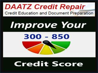 Find the best services for fixing credit problems