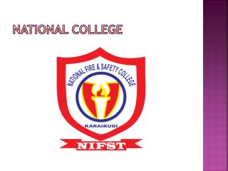 NIFST- National Institute of Fire and Safety Engineering and Technology