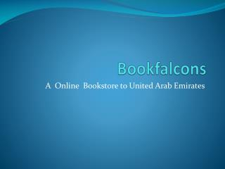 University Bookstore in United Arab Emirates