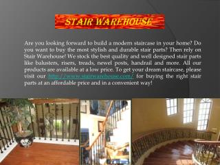 Stairwarehouse not let customers Complaints on products and services