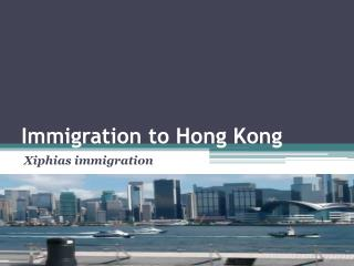 hong kong immigration consultants in delhi