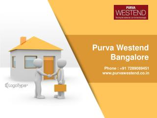 Purva Westend at Hosur Road, Bangalore